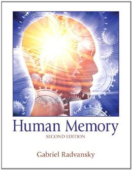 Human Memory: Second Edition 2 9780205734825