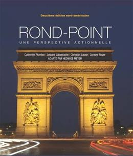 Rond-Point: une perspective actionnelle (2nd Edition) 9780205782772