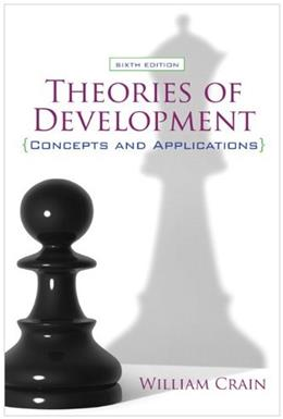 Theories of Development: Concepts and Applications 6 9780205810468