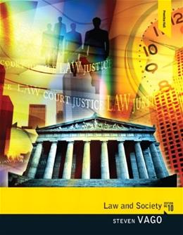 Law and Society 10 9780205820382