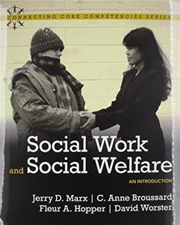 Social Work and Social Welfare: An Introduction, by Marx PKG 9780205827893