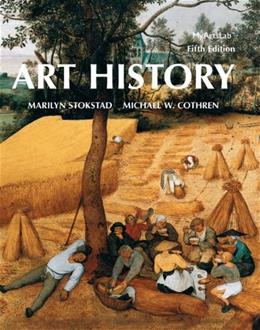Art History (5th Edition) 9780205873470