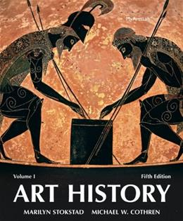 Art History Volume 1 (5th Edition) 9780205873487