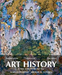 Art History Portables, by Stokstad, 5th Edition, Book 3 9780205873784