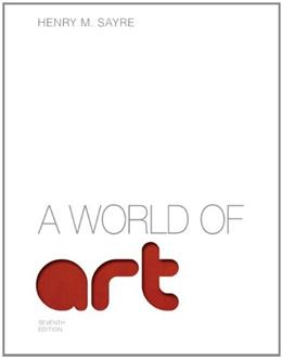 A World of Art (7th Edition) 9780205887576