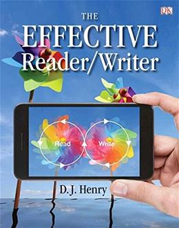 Effective Reader Writer, by Henry 9780205890958