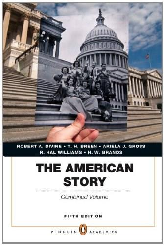 American Story, by Divine, 5th Edition, Combined 5 PKG 9780205900688