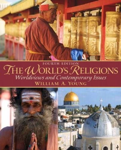 The Worlds Religions (4th Edition) 9780205917617