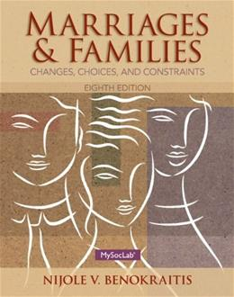Marriages and Families (8th Edition) 9780205918195