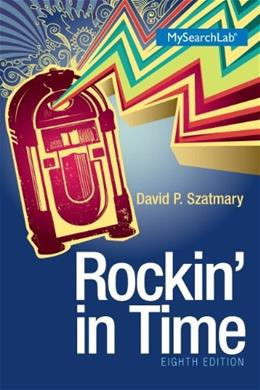 Rockin In Time (8th Edition) 9780205936243