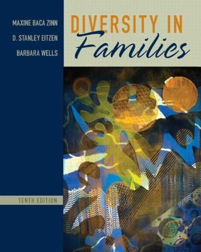Diversity in Families (10th Edition) 9780205936489