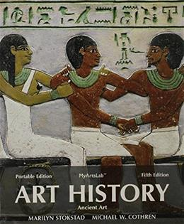 Art History, by Stokstad, 5th Portable Edition, 2 BOOK SET, Books 1-2 5 PKG 9780205941902
