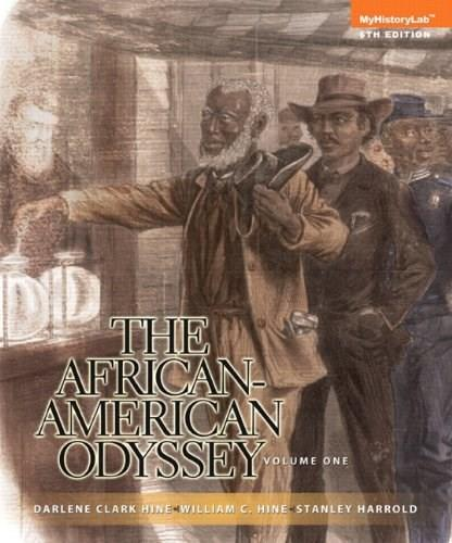 African American Odyssey, Volume 1 (6th Edition) 9780205947041