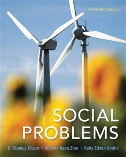 Social Problems Plus NEW MySocLab with eText -- Access Card Package (13th Edition) 13 PKG 9780205949182