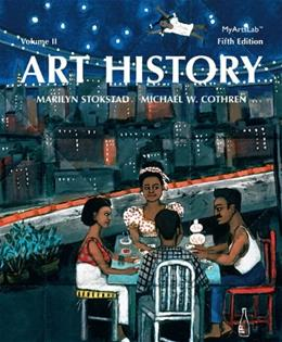 Art History, by Stokstad, 5th Edition, Volume 2 5 PKG 9780205949472