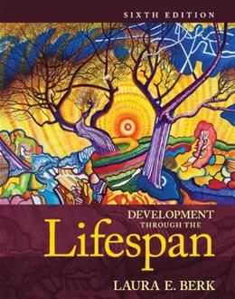 Development Through the Lifespan Plus NEW MyLab Human Development with Pearson eText -- Access Card Package (6th Edition) (Berk, Lifespan Development Series) 6 PKG 9780205968985