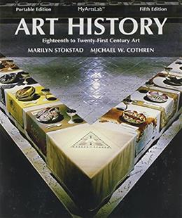 Art History, by Stokstad, 5th Portable Edition, 6 BOOK SET 5 PKG 9780205969876