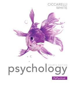 Psychology Plus NEW MyPsychLab with eText -- Access Card Package (4th Edition) 4 PKG 9780205973354