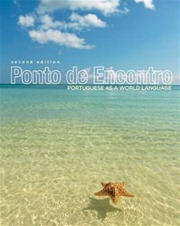 Ponto de Encontro: Portuguese as a World Language, by Jouët-Pastré, 2nd Edition 2 PKG 9780205981120