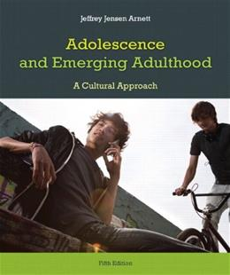 Adolescence and Emerging Adulthood Plus NEW MyPsychLab with Pearson eText -- Access Card Package (5th Edition) 5 PKG 9780205987757