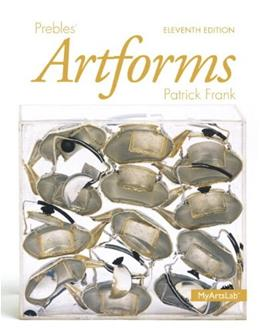 Prebles Artforms Plus NEW MyLab Arts  -- Access Card Package (11th Edition) 11 PKG 9780205989331