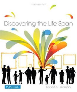 Discovering the Life Span (3rd Edition) 9780205992317