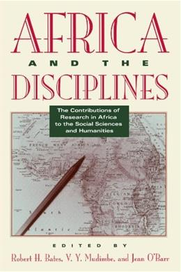 Africa and the Disciplines, by Bates 9780226039015