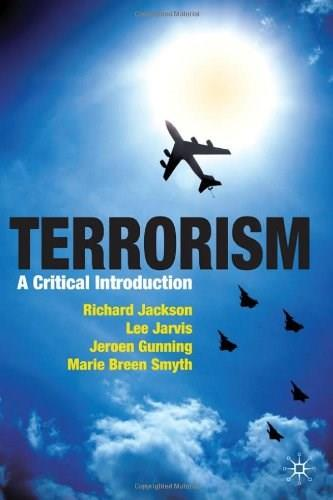 Terrorism: A Critical Introduction, by Jackson 9780230221185