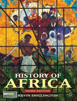 History of Africa 3 9780230308473