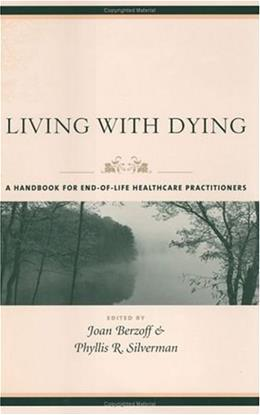 Living With Dying, by Berzoff 9780231127943