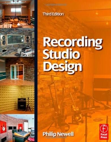 Recording Studio Design, by Newell, 3rd Edition 9780240522401