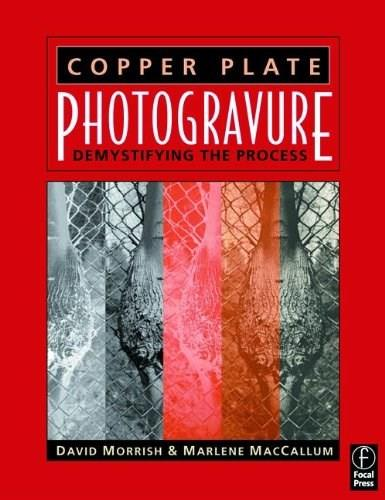 Copper Plate Photogravure, by Morrish 9780240805276