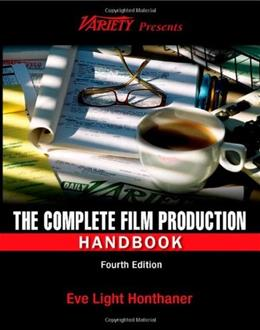 The Complete Film Production Handbook (American Film Market Presents) 4 9780240811505