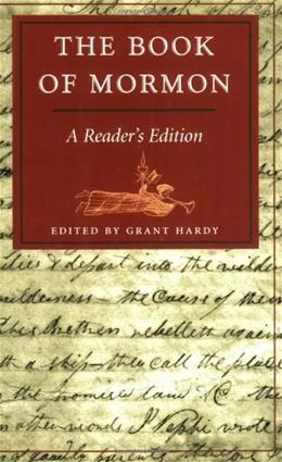 Book of Mormon, by Hardy, Readers Edition 9780252073410
