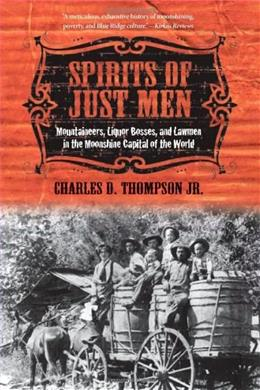 Spirits of Just Men, by Thompson 9780252078088