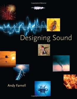 Designing Sound, by Farnell 9780262014410