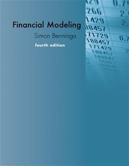 Financial Modeling (MIT Press) 4 9780262027281
