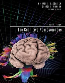 The Cognitive Neurosciences (MIT Press) 5 9780262027779