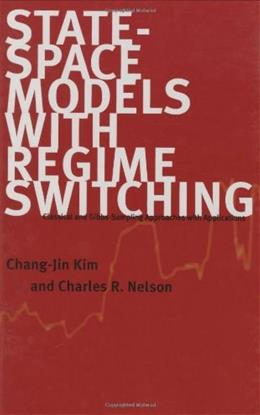 State-Space Models With Regime Switching, by Kim 9780262112383