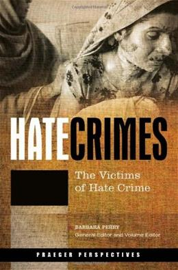Hate Crimes, by Perry, 5 VOLUME SET PKG 9780275995690