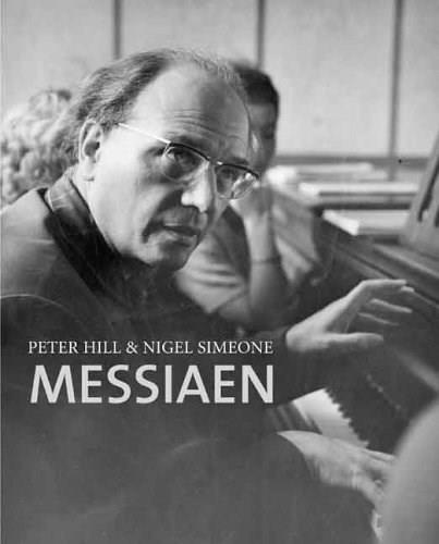 Messiaen, by Hill 9780300109078