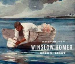 Watercolors by Winslow Homer: The Color of Light, by Tedeschi 9780300119459