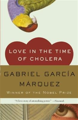 Love in the Time of Cholera, by Marquez 9780307389732