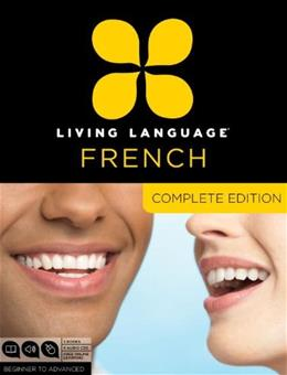 French, by Living Language PKG 9780307478436