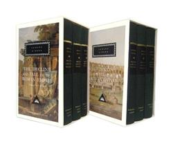 The Decline and Fall of the Roman Empire, Volumes 1 to 6 (Everymans Library) Reprint 9780307700766