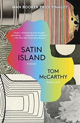 Satin Island (Vintage Contemporaries) 9780307739629