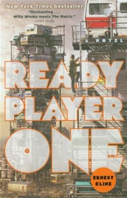 Ready Player 1: A Novel, by Cline 9780307887443
