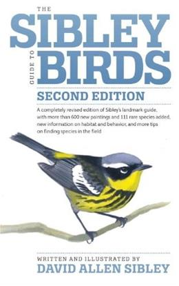 Sibley Guide to Birds of North America, by Sibley, 2nd Edition 9780307957900