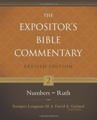 Numbers--Ruth (Expositors Bible Commentary, The) 9780310234944