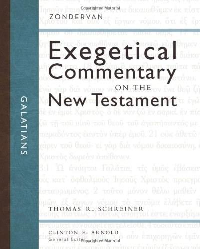 Galatians (Zondervan Exegetical Commentary on the New Testament) 9780310243724